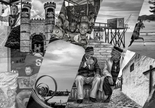 Exposition : « Le noir et blanc dans tous ses états » par le club photo de La Gacilly.